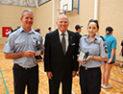 Ballajura Police Rangers honoured