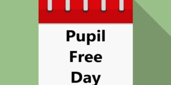 Pupil Free Day on Monday 7th December 2020